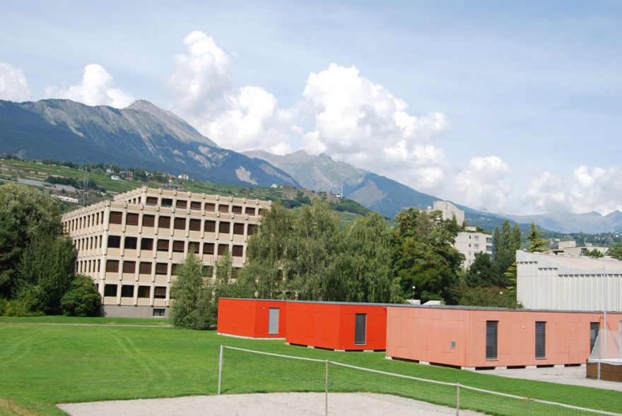 46. SION - LYCEE COLLEGE DES CREUSETS