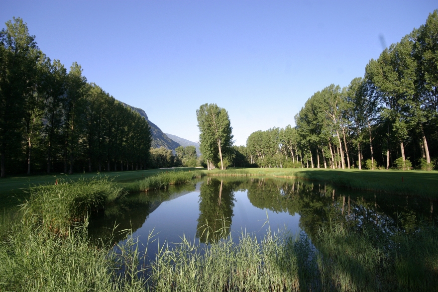 32. Granges - Golf Club de Sierre