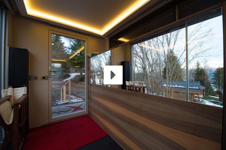 Cube high tech confort valais suisse